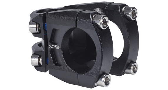 NC-17 S-Pro Signature Line Downhill frempind Ø31,8mm sort